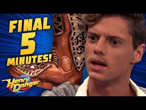 Final 5 Minutes Of Henry Danger's Final Season 🥊 Ep.2  Theranos Boot | Henry Danger
