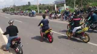 Bien Hoa (Dong Nai) Vietnam  city images : Đua xe Đại Chiến Vùng Ven ( Biên Hòa - Đồng Nai )