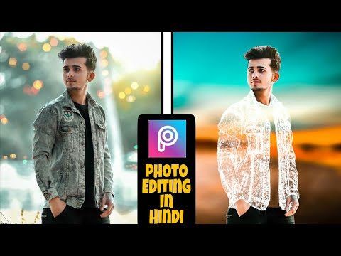 Invisible Cloth Creative Photo Editing In Picsart || Creative Photo Editing In Android Mobile