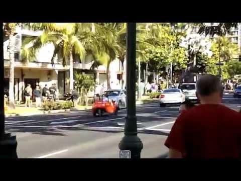 """""""Hawaii Five-0"""" Season 4 FINALE: Car Chase Scene"""