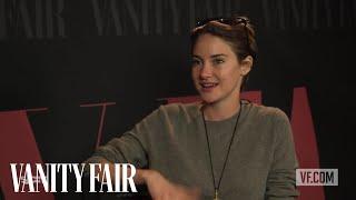 "Shailene Woodley on ""White Bird in a Blizzard"""