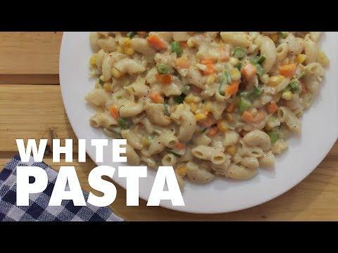 (White Pasta recipe | White Sauce Pasta | Yummy Nepali Kitchen - Duration: 4 minutes, 13 seconds.)