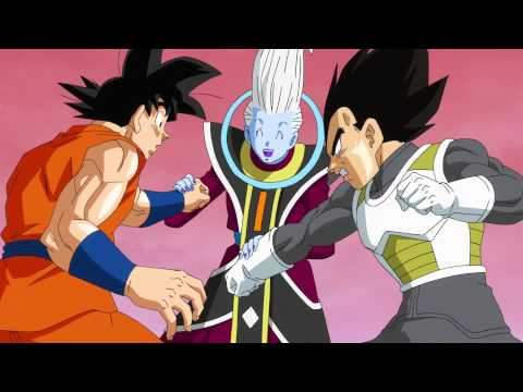 Dragon Ball Z Resurrection 'F' - 7 HD Official Movie Clips