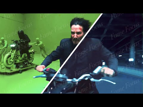 John Wick: Chapter 3 - Parabellum - Without VFX [Image Engine VFX Breakdown]