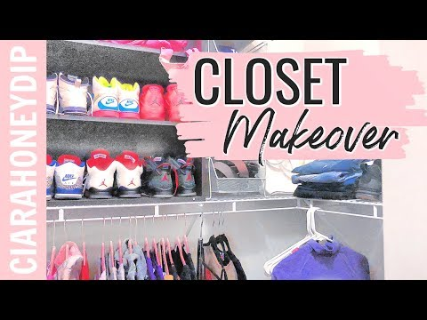 Walk In Closet Tour 2019 | Aesthetic Room Tour 2019 + GIVEAWAY!!