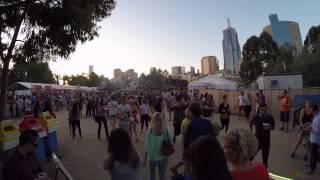 Night Noodle Market - Melbourne Australia 2014