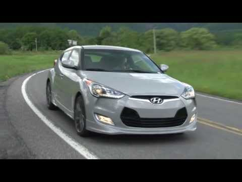2013 Hyundai Veloster RE:MIX – Drive Time Review with Steve Hammes