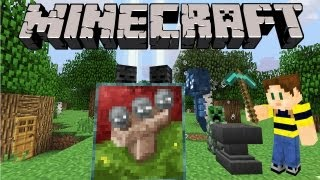 Minecraft 1.4.1 Pre-Release: Update Delay, Wither Painting, Bugs Fixed,&More!