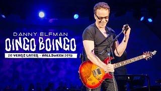 <b>Danny Elfman</b>  Oingo Boingo 2015   Dead Mans Party LIVE HD QUALITY