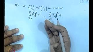 Mod-01 Lec-02 Holder Inequality And Minkowski Inequality