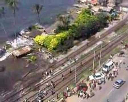 Sri Lanka Tsunami, Colombo, December 26th 2004