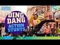 Ding Dang Action Stunts (Don't try this at home!) | Munna Michael 2017  | Tiger Shroff