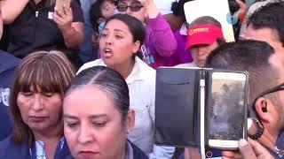 Reclaman damnificados de Lomas del Rubí, a Gobiernos y constructora