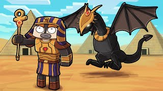 Ancient EGYPTIAN Dragon! (Minecraft Dragons)