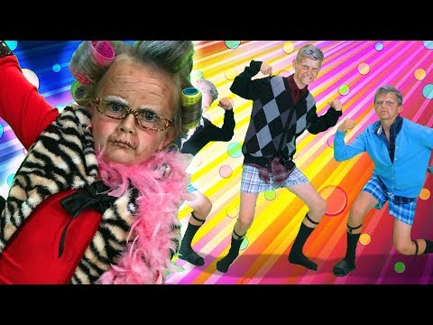 Silly Old People | Fortnite | Dancing | Funpop!
