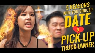 Video 5 Reasons Why You Should Date A Pick-up Truck Owner - AutoBuzz.my MP3, 3GP, MP4, WEBM, AVI, FLV Desember 2018