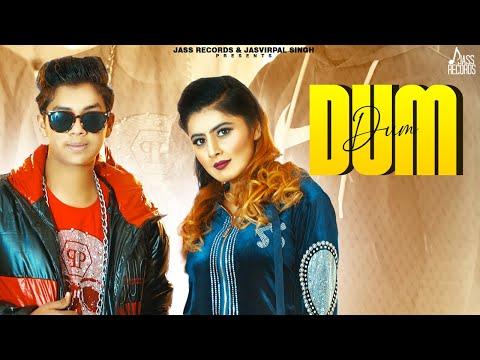 Dum | (Official Video) | Tushar B | New Punjabi Songs 2021 | Punjabi Songs 2021 | Jass Records