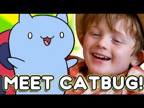Odvážní válečníci - Catbugův speciál