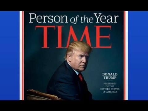 Trump Named Time's 'Person of The Year'