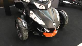 5. Can am Spyder Rt special series Crociani Group