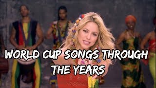 Video WorldCup Songs Through The Years (1982 - 2018) MP3, 3GP, MP4, WEBM, AVI, FLV Juni 2018