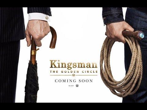 Kingsman : The Golden Circle   Official Trailer 2017 20th Century Fox HD