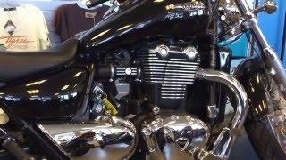 8. 2013 Triumph Thunderbird