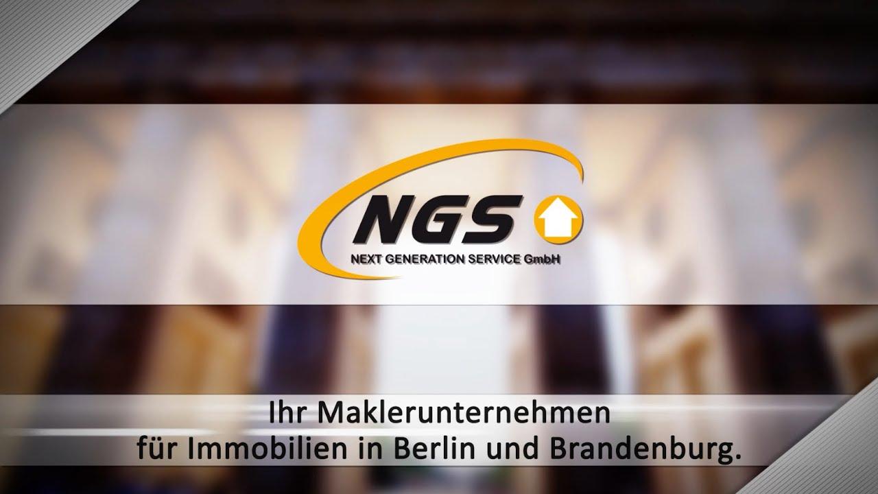 NGS GmbH Immobilienmakler - Immobilien, Haus, Wohnung, Grundstück kaufen und verkaufen in Berlin