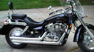 8. Honda Shadow Aero 750