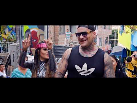 Popek feat Chika Toro - Polombia (Official Video)