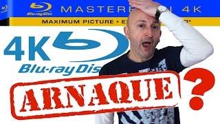 Les Blu-ray Ultra HD/4K : grosse arnaque ?!