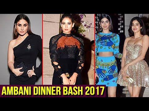 Kareena Kapoor, Mira Rajput And Stars At Ambani Di