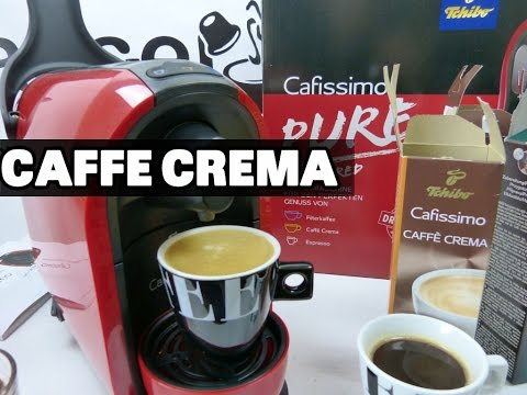 Caffe Crema: Cafissimo PURE [deutsch]