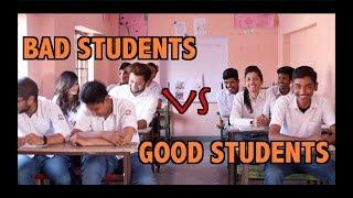 Video Good Students VS Bad Students I School Life - Rajasthani Swag MP3, 3GP, MP4, WEBM, AVI, FLV Maret 2018