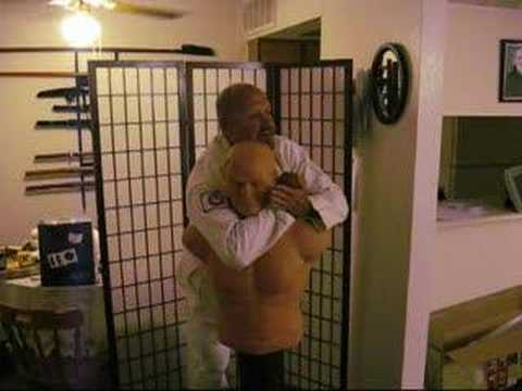 sleeper hold - This is a real way to protect others and yourself. It is meant to help Police Officers from choking people and avoid law suits from performing the wrong mane...