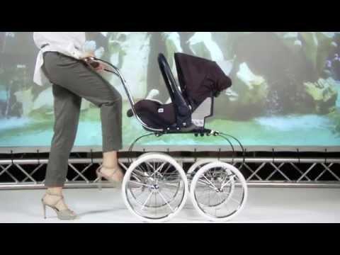 Carrozzina Classica Inglesina - Video Tutorial