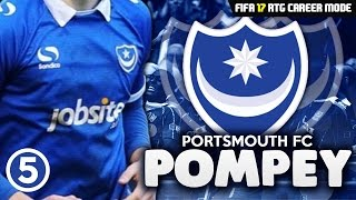 FIFA 17 Career Mode RTG: Portsmouth S1 Ep5 - Top Of The Table!?✪ SUBSCRIBE FOR DAILY FIFA 17 CAREER MODE VIDEOS! ✪---------------------------------------------------------------------------------------Welcome to my FIFA 17 Road To Glory Career Mode with Portsmouth!In this FIFA 17 Career Mode series I will be looking to rebuild Portsmouth and get them back to the Premier League, I will aim to sign some of the best young players, looking mainly towards young English players with high potential so it will have a realistic feel to it.═══════════ ✪ FIFA 17 Career Mode Playlists ✪ ═══════════FIFA 17 Portsmouth RTG Career Mode  Playlist - https://www.youtube.com/playlist?list=PLQARbeRpn0ej6XwJO_xDZsR1hAEKQRElhFIFA 17 Manchester United Career Mode  Playlist - https://www.youtube.com/playlist?list=PLQARbeRpn0ehvux9RVDle8PGdxku1IJ3SFIFA 17 Career Mode Growth Tests  Playlist - https://www.youtube.com/playlist?list=PLQARbeRpn0ejyVw53MdQcoBZ07GwpMRHx---------------------------------------------------------------------------------------More FIFA 17 Career Mode videos on my channel:FIFA 17 Career Mode Best High Potential Young Players - https://www.youtube.com/watch?v=9NTdI-pKlw4FIFA 17 Career Mode Best 16/17 Year Old High Potential Players - https://www.youtube.com/watch?v=y-pvsUsogZc---------------------------------------------------------------------------------------Thumbnail made by - http://www.youtube.com/WOLFE3Y ---------------------------------------------------------------------------------------✪ Contact Info ✪Twitter - @FootyManagerTVBusiness Email - footymanagertv@gmail.com