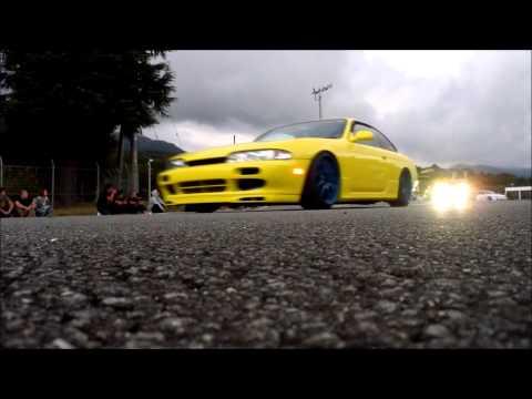 Slammed Society X Hellaflush Japan Fuji Speedway 2013 10 06