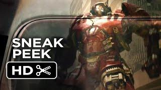 Avengers: Age of Ultron Official Sneak Peek #2 (2015 ) - Avengers Sequel Movie HD