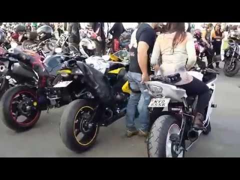 Helicóptero, Suzuki, Honda, Yamaha , kawasaki, Várias motos Motociclistas São Domingos do Prata-MG