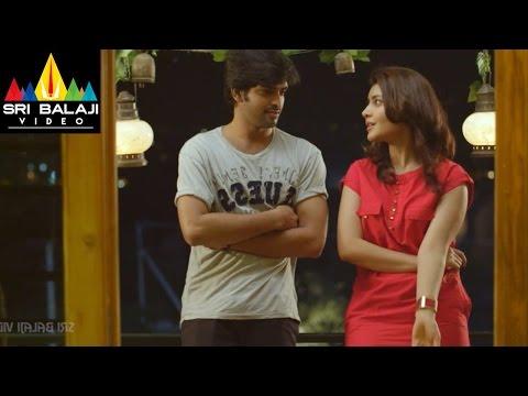 Oohalu Gusagusalade Movie Rashi Khanna and Naga Shaurya Love   Sri Balaji Video