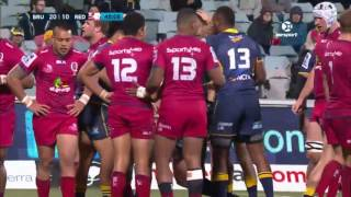 Brumbies v Reds Rd.15 2016 | Super Rugby Video