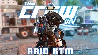 6. RAID BIKE KTM 450 │ The Crew WILD RUN (60fps)