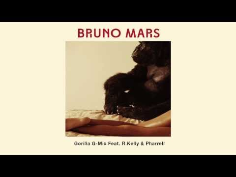 Bruno Mars feat. R. Kelly & Pharrell – Gorilla G-Mix [Audio]