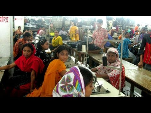 US Government Using Overseas Sweatshops