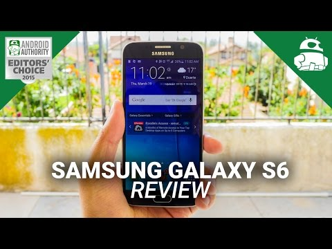 Samsung Galaxy S6 Review!