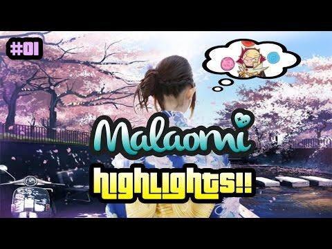 MALAOMI HIGHLIGHTS #1!! || Xiang Dota 2 ||