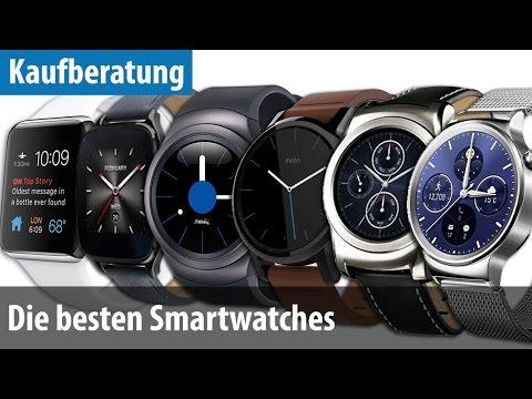 Die besten Smartwatches im Vergleich (2015) | deutsch / german