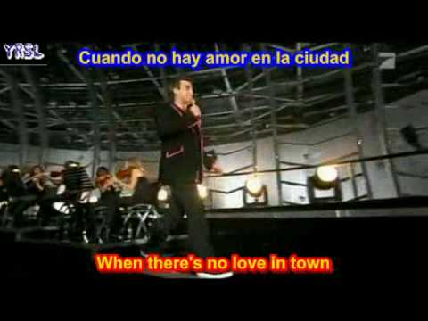 Robbie Williams - Supreme ( SUBTITULADO EN ESPAÑOL & INGLES LYRICS SUB LETRAS )