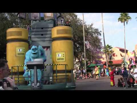 Video Pixar Pals Countdown to Fun! Parade download in MP3, 3GP, MP4, WEBM, AVI, FLV January 2017